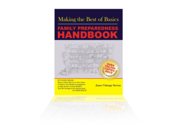 Button to purchase the Making the Best of Basics Preparedness Handbook