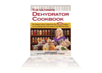 Button to purchase The Ultimate Dehydrator Cookbook