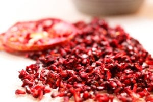 How to Dehydrate Pomegranate