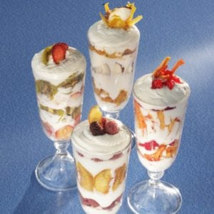Picture of Yogurt with Dehydrated Fruits by Dehydrate2Store